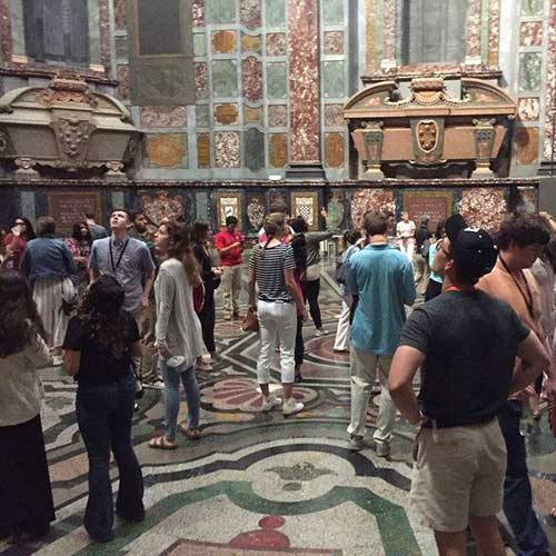 UGA Cortona Science and Art History Maymester