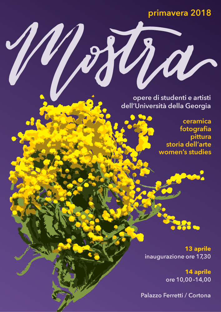 2018 Spring Mostra Poster